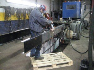 Truck Frame Chassis Frame Chassis Repair