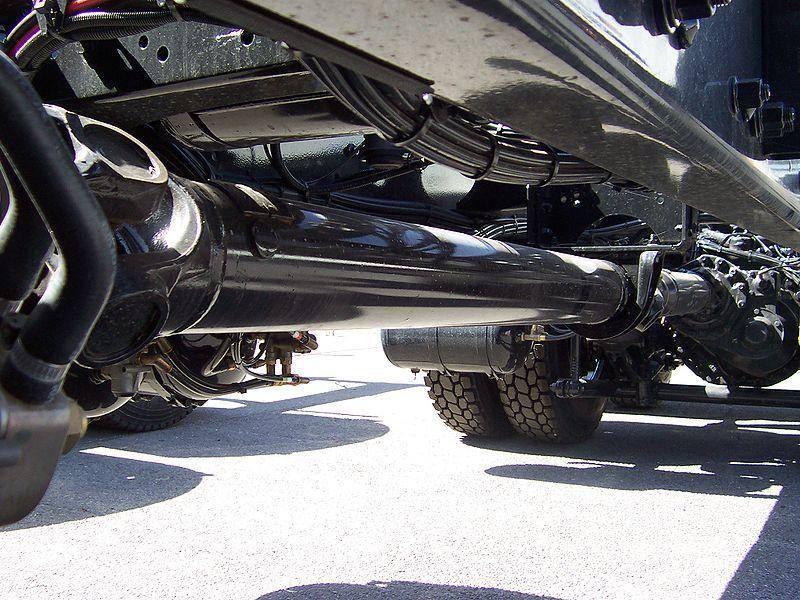 entretien camion, Ressorts Industriels Laval Inc, photo
