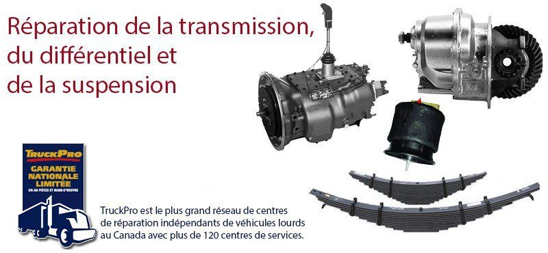 truck mechanic, Ressorts Industriels Laval Inc, photo